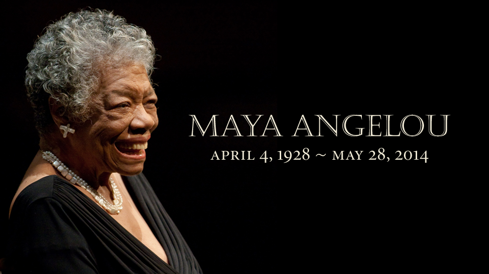 account of the life and works of maya angelou Maya angelou, a novelist, actress novelist and actress – angelou works on the set of down in the delta in 1998 how maya angelou gave me life.