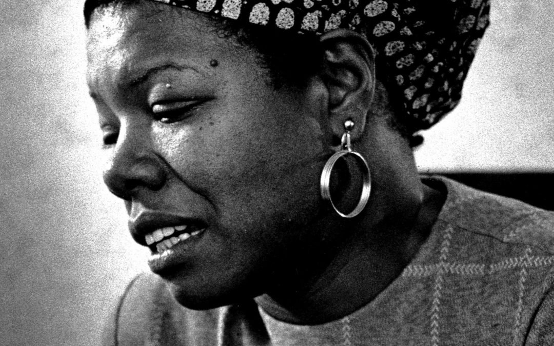 Maya Angelou Partners with Storiarts for Poetry Contest
