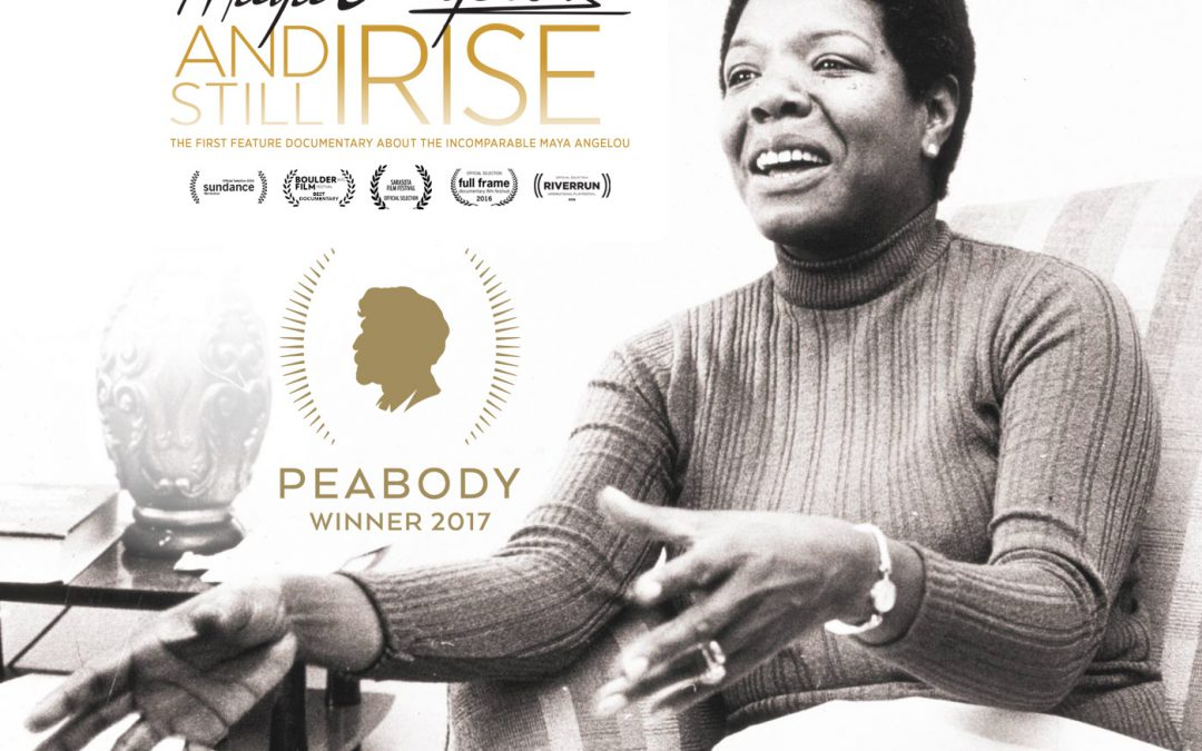 Maya Angelou Film Wins Peabody Award!