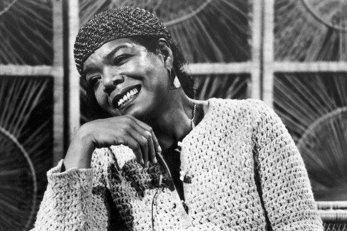 Happy Birthday, Maya Angelou!